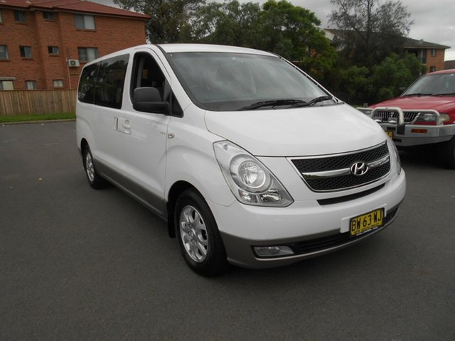 Used Hyundai iMAX TQ MY13 , 2013 Hyundai iMAX TQ MY13 5 Speed Automatic Wagon