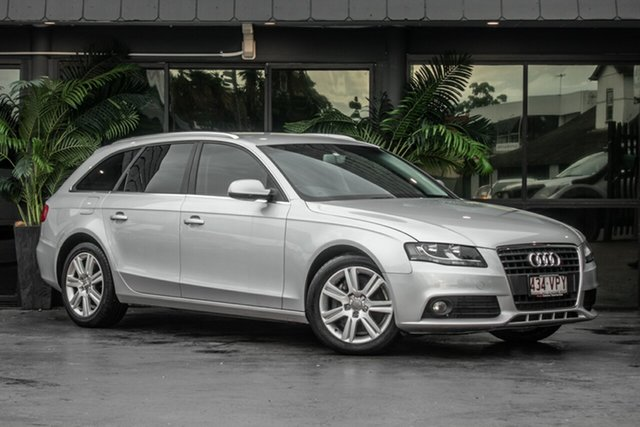 Used Audi A4 B8 8K MY11 Avant Multitronic, 2011 Audi A4 B8 8K MY11 Avant Multitronic Silver 8 Speed Constant Variable Wagon
