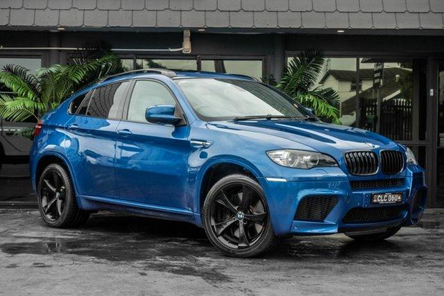 Used BMW X6 E71 xDrive50i Coupe Steptronic, 2009 BMW X6 E71 xDrive50i Coupe Steptronic Blue 6 Speed Sports Automatic Wagon