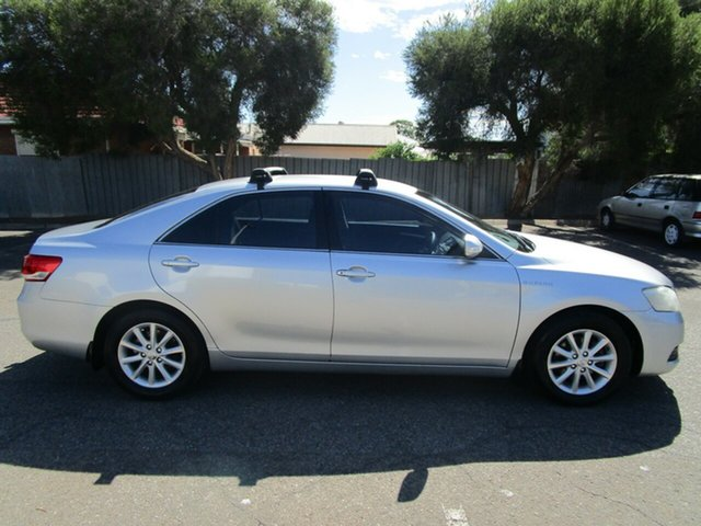 Used Toyota Aurion GSV40R 09 Upgrade AT-X, 2011 Toyota Aurion GSV40R 09 Upgrade AT-X 6 Speed Auto Sequential Sedan