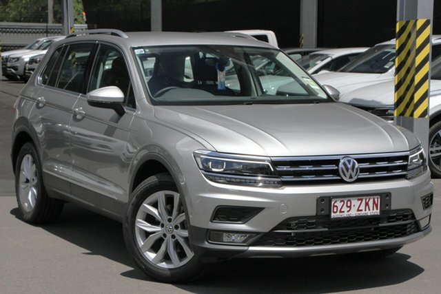 Demo Volkswagen Tiguan 5N MY20 110TSI DSG 2WD Comfortline, 2019 Volkswagen Tiguan 5N MY20 110TSI DSG 2WD Comfortline Tungsten Silver 6 Speed