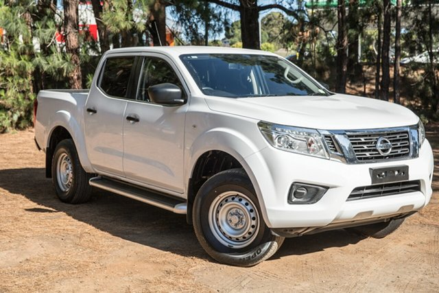 Used Nissan Navara D23 S2 SL, 2017 Nissan Navara D23 S2 SL White 7 Speed Sports Automatic Utility