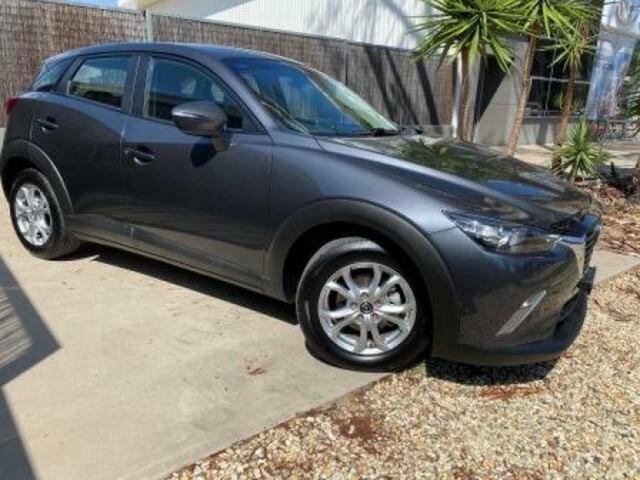 Used Mazda CX-3 DK Maxx (FWD), 2016 Mazda CX-3 DK Maxx (FWD) Grey 6 Speed Automatic Wagon