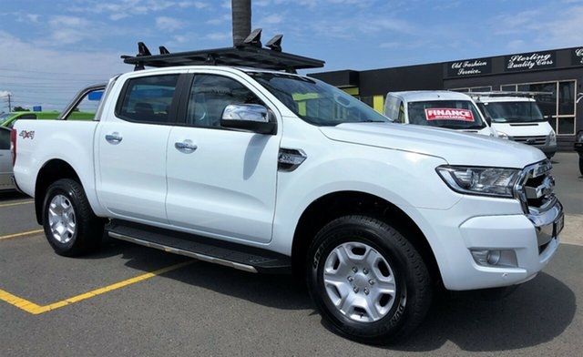 Used Ford Ranger PX MkII XLT Double Cab, 2018 Ford Ranger PX MkII XLT Double Cab from $149 P/WEEK for ABN 6 Speed Sports Automatic Utility