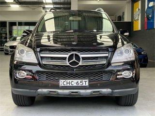 2008 Mercedes-Benz GL-Class X164 GL320 CDI Black Sports Automatic Wagon.