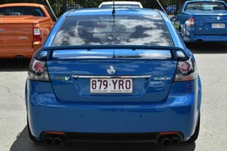 2011 Holden Commodore VE II MY12 SS-V Blue 6 Speed Automatic Sedan