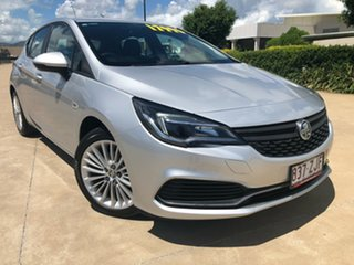 2017 Holden Astra BK MY17 R Silver 6 Speed Sports Automatic Hatchback.