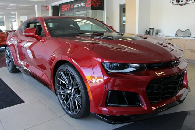New Chevrolet Camaro MY19 ZL1, 2019 Chevrolet Camaro MY19 ZL1 Red 6 Speed Manual Coupe