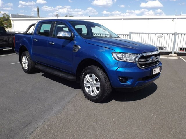 Used Ford Ranger PX MkII 2018.00MY XLT Double Cab, 2018 Ford Ranger PX MkII 2018.00MY XLT Double Cab 6 Speed Sports Automatic Utility