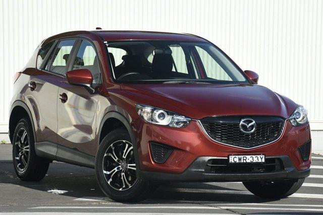 Used Mazda CX-5 KE1072 Maxx SKYACTIV-Drive, 2014 Mazda CX-5 KE1072 Maxx SKYACTIV-Drive Red 6 Speed Sports Automatic Wagon