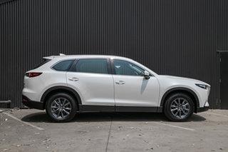 2019 Mazda CX-9 TC Sport SKYACTIV-Drive Snowflake White Pearl 6 Speed Sports Automatic Wagon.