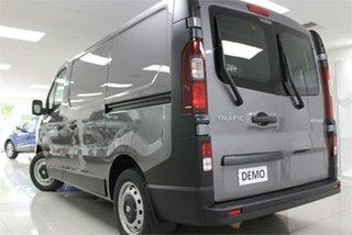 2019 Renault Trafic X82 85kW Oyster Grey 6 Speed Manual Van.