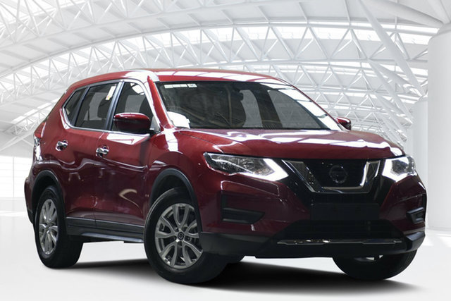 Used Nissan X-Trail T32 Series 2 ST (2WD), 2018 Nissan X-Trail T32 Series 2 ST (2WD) Red Continuous Variable Wagon