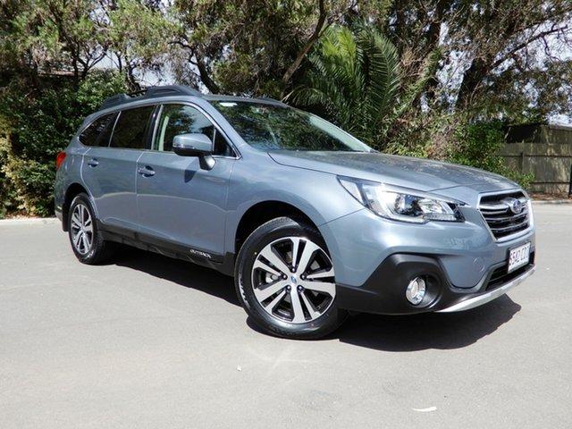 Used Subaru Outback B6A MY18 2.5i CVT AWD, 2018 Subaru Outback B6A MY18 2.5i CVT AWD Platinum Grey 7 Speed Constant Variable Wagon