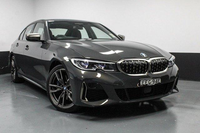 Demo BMW 3 Series G20 M340i Steptronic M xDrive xDrive, 2019 BMW 3 Series G20 M340i Steptronic M xDrive xDrive Dravit Grey Metallic 8 Speed Sports Automatic