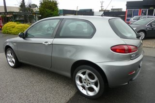 2006 Alfa Romeo 147 MY2005 Twin Spark Charcoal Grey 5 Speed Manual Hatchback