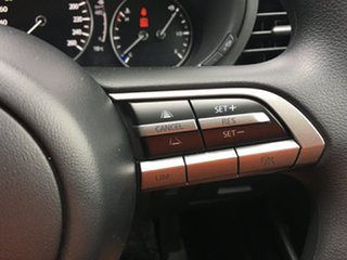 2019 Mazda 3 BP2S7A G20 SKYACTIV-Drive Pure Sonic Silver 6 Speed Sports Automatic Sedan