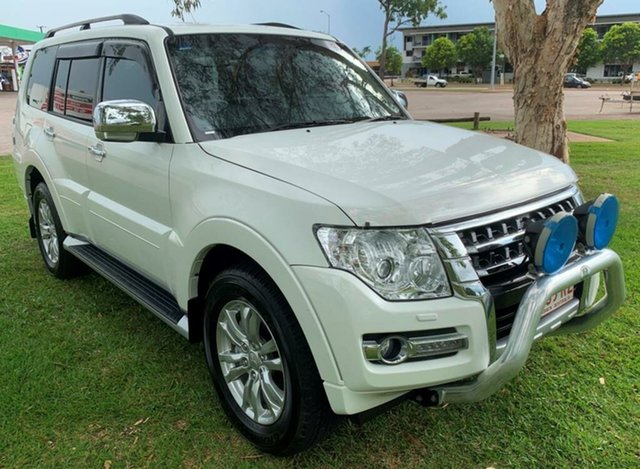 Used Mitsubishi Pajero NX MY16 GLX, 2015 Mitsubishi Pajero NX MY16 GLX White 5 Speed Sports Automatic Wagon