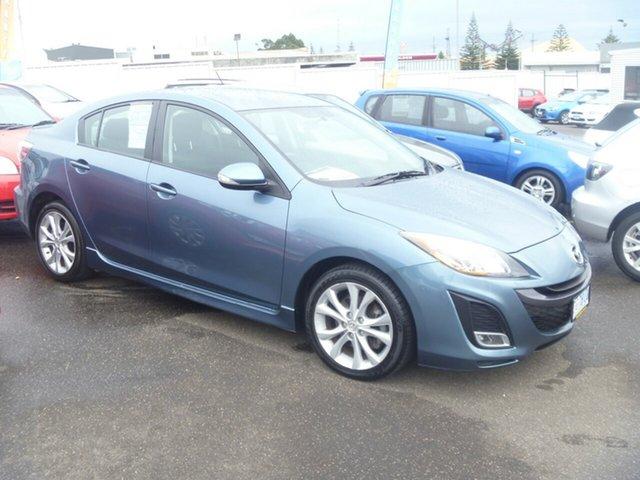 Used Mazda 3 BL10L1 SP25 Activematic, 2010 Mazda 3 BL10L1 SP25 Activematic Blue 5 Speed Sports Automatic Sedan
