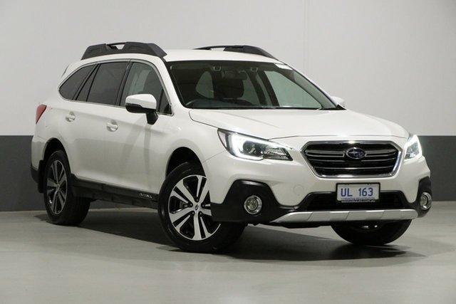 Used Subaru Outback MY18 2.5I, 2018 Subaru Outback MY18 2.5I Crystal White Continuous Variable Wagon