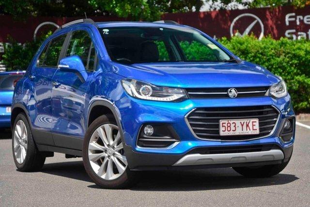 Used Holden Trax TJ MY18 LTZ, 2018 Holden Trax TJ MY18 LTZ Blue 6 Speed Automatic Wagon