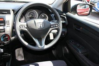 2013 Honda City GM MY12 VTi Maroon 5 Speed Automatic Sedan