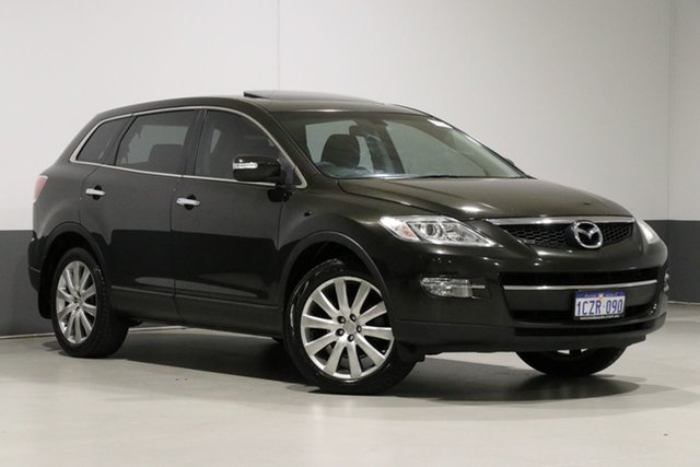Used Mazda CX-9  Luxury, 2008 Mazda CX-9 Luxury Black 6 Speed Auto Activematic Wagon