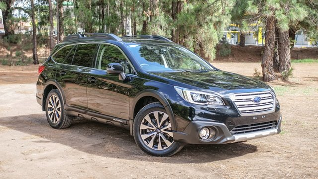 Used Subaru Outback B6A MY16 2.5i CVT AWD Premium, 2016 Subaru Outback B6A MY16 2.5i CVT AWD Premium Black 6 Speed Constant Variable Wagon
