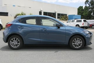 2021 Mazda 2 DJ2HAA G15 SKYACTIV-Drive Pure Eternal Blue 6 Speed Sports Automatic Hatchback.