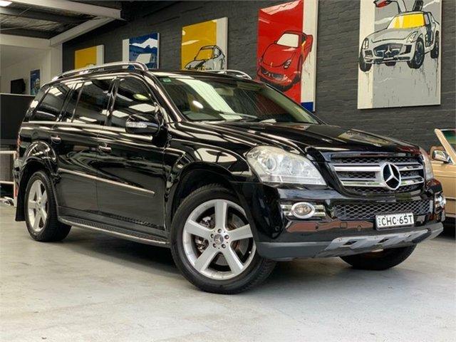 Used Mercedes-Benz GL-Class X164 GL320 CDI, 2008 Mercedes-Benz GL-Class X164 GL320 CDI Black Sports Automatic Wagon