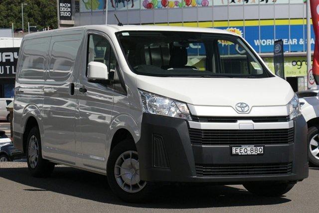Demo Toyota HiAce  , Van LWB 2.8L T Diesel Automatic
