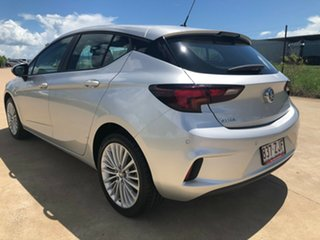 2017 Holden Astra BK MY17 R Silver 6 Speed Sports Automatic Hatchback