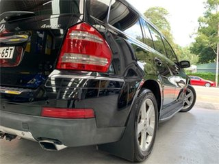 2008 Mercedes-Benz GL-Class X164 GL320 CDI Black Sports Automatic Wagon
