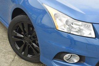 2013 Holden Cruze JH Series II MY14 SRi-V Blue 6 Speed Sports Automatic Hatchback.