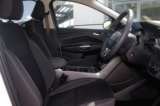 2019 Ford Escape ZG 2019.25MY Trend 2WD White 6 Speed Sports Automatic Wagon