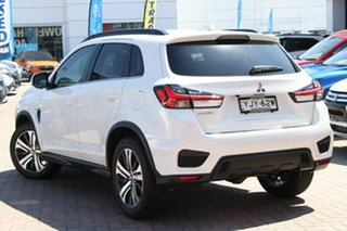 2019 Mitsubishi ASX XD MY20 Exceed 2WD White 6 Speed Constant Variable Wagon