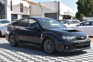 2014 Subaru WRX V1 MY15 Premium AWD Black 6 Speed Manual Sedan.