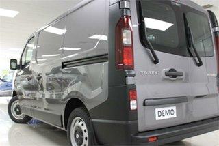 2019 Renault Trafic X82 85kW Oyster Grey 6 Speed Manual Van