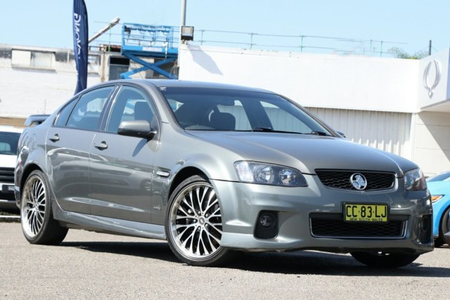 Used Holden Commodore VE II MY12.5 SV6, 2013 Holden Commodore VE II MY12.5 SV6 Grey 6 Speed Sports Automatic Sedan