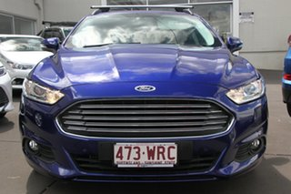 2016 Ford Mondeo MD Ambiente PwrShift Blue 6 Speed Sports Automatic Dual Clutch Wagon.