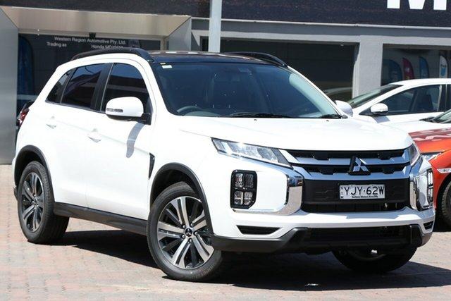 Used Mitsubishi ASX XD MY20 Exceed 2WD, 2019 Mitsubishi ASX XD MY20 Exceed 2WD White 6 Speed Constant Variable Wagon