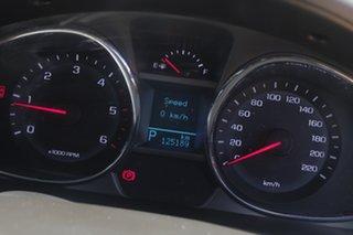 2017 Holden Captiva CG MY18 LTZ AWD White 6 Speed Sports Automatic Wagon