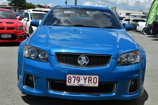 2011 Holden Commodore VE II MY12 SS-V Blue 6 Speed Automatic Sedan.