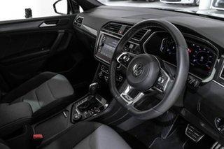 2019 Volkswagen Tiguan 5N MY19.5 132TSI DSG 4MOTION R-Line Edition Black 7 Speed