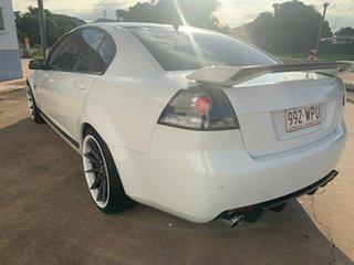 2012 Holden Commodore VE MY12 SERIES  Berlina White 5 Speed Automatic Sedan