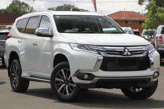 Used Mitsubishi Pajero Sport QE MY19 GLS, 2019 Mitsubishi Pajero Sport QE MY19 GLS White 8 Speed Sports Automatic Wagon