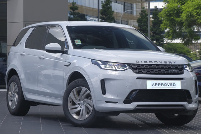 Demo Land Rover Discovery Sport L550 20MY D150 R-Dynamic S, 2019 Land Rover Discovery Sport L550 20MY D150 R-Dynamic S Yulong White 9 Speed Sports Automatic
