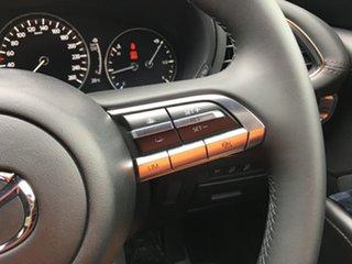 2019 Mazda 3 BP2HL6 G25 SKYACTIV-MT Evolve Sonic Silver 6 Speed Manual Hatchback