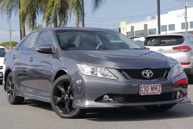 Used Toyota Aurion GSV50R Sportivo, 2015 Toyota Aurion GSV50R Sportivo Graphite 6 Speed Sports Automatic Sedan