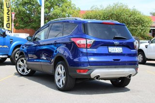 2016 Ford Escape ZG Titanium PwrShift AWD Blue 6 Speed Sports Automatic Dual Clutch Wagon